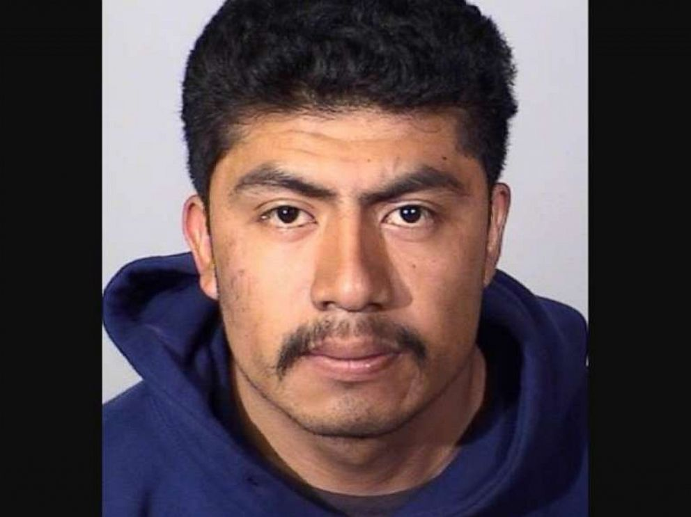 David Villa, 21, has been charged in connection with the death of girlfriend Andrea Torralba's newborn after he was found strangled in the hospital in Oxnard, Calif., on Friday, July 19, 2019 (Oxnard Police Department via ABC).