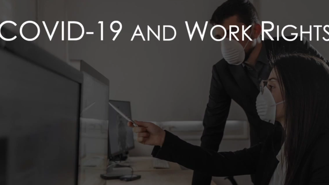 How much can employers influence what you're doing outside of work?