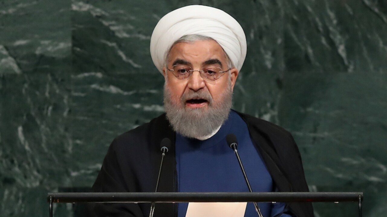 Iran: Abandoning nuclear deal is a 'mistake'