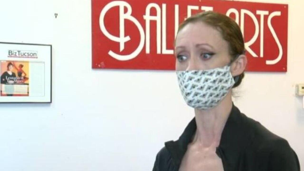 Ballet Tucson dancing through the pandemic