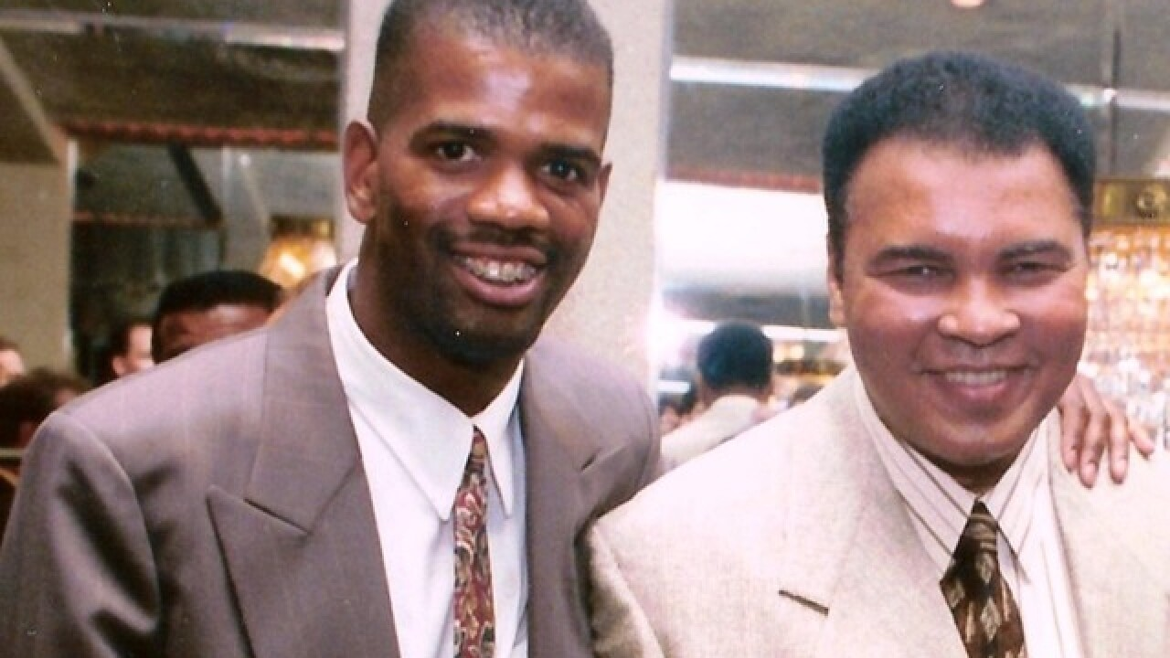 Rob Parker: It was easy to respect Muhammad Ali