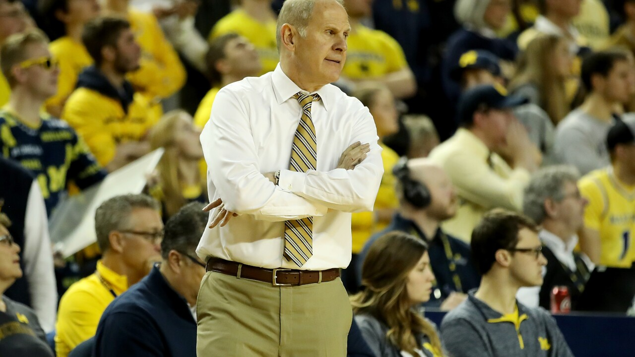 Michigan's John Beilein Takes Job As Cleveland Cavaliers