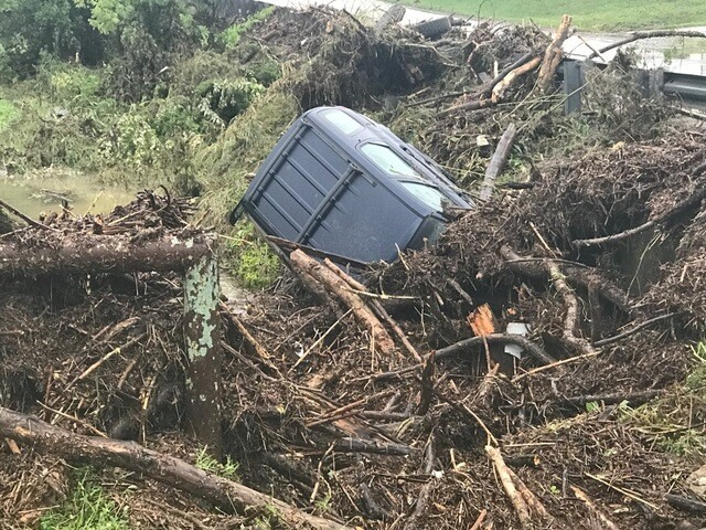 Northern Kentucky hit with overnight flooding