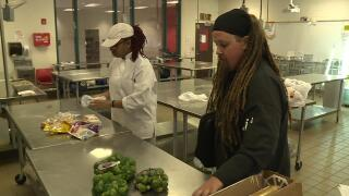 Chesterfield chef's plan to spend $12,000 teaching grant will satisfy appetites from coast to coast