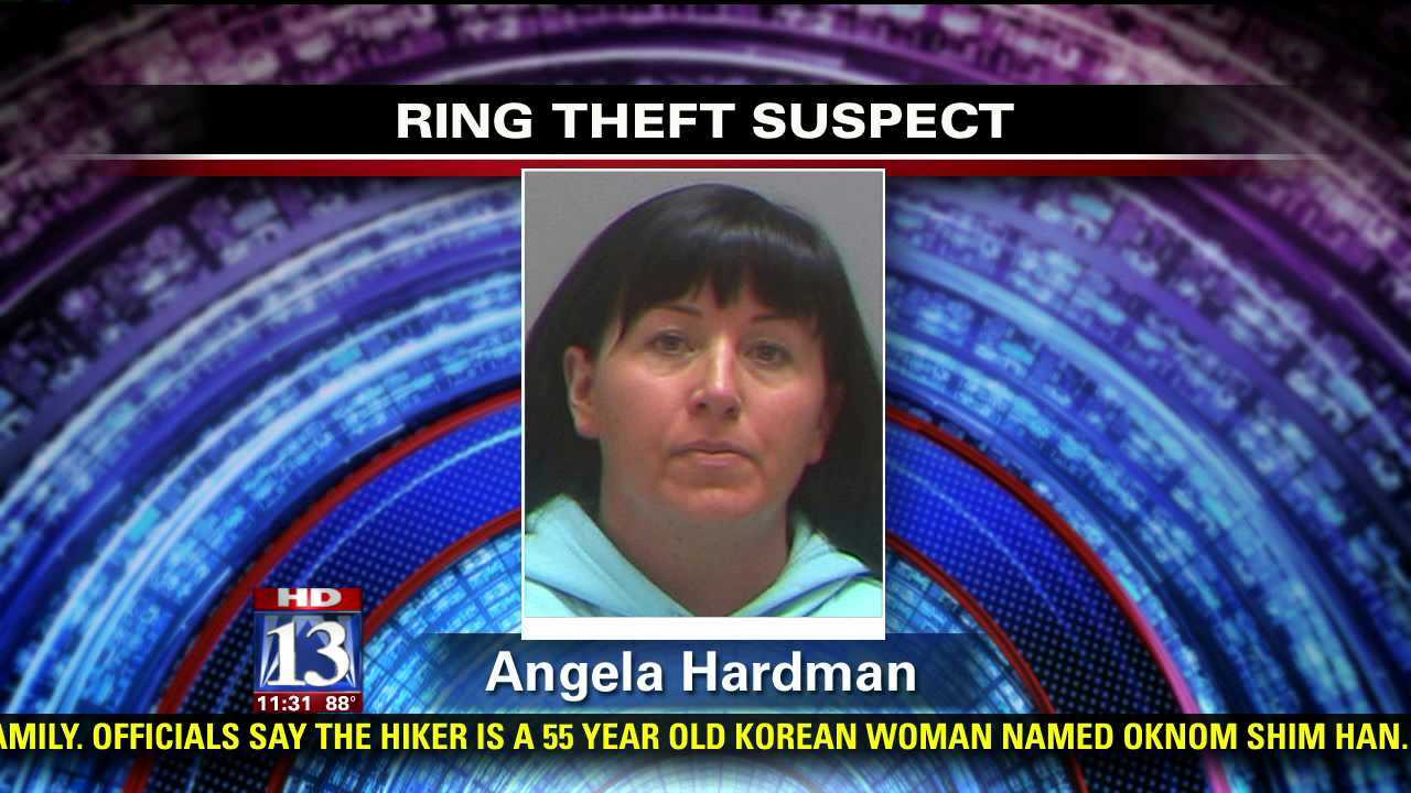 Woman allegedly swallowed stolen diamond ring