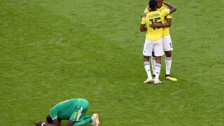 Colombia advances while Senegal is eliminated by tiebreaker