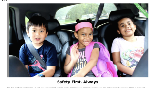 A ride-sharing program for children in Ohio helps parents who are constantly shuttling kids
