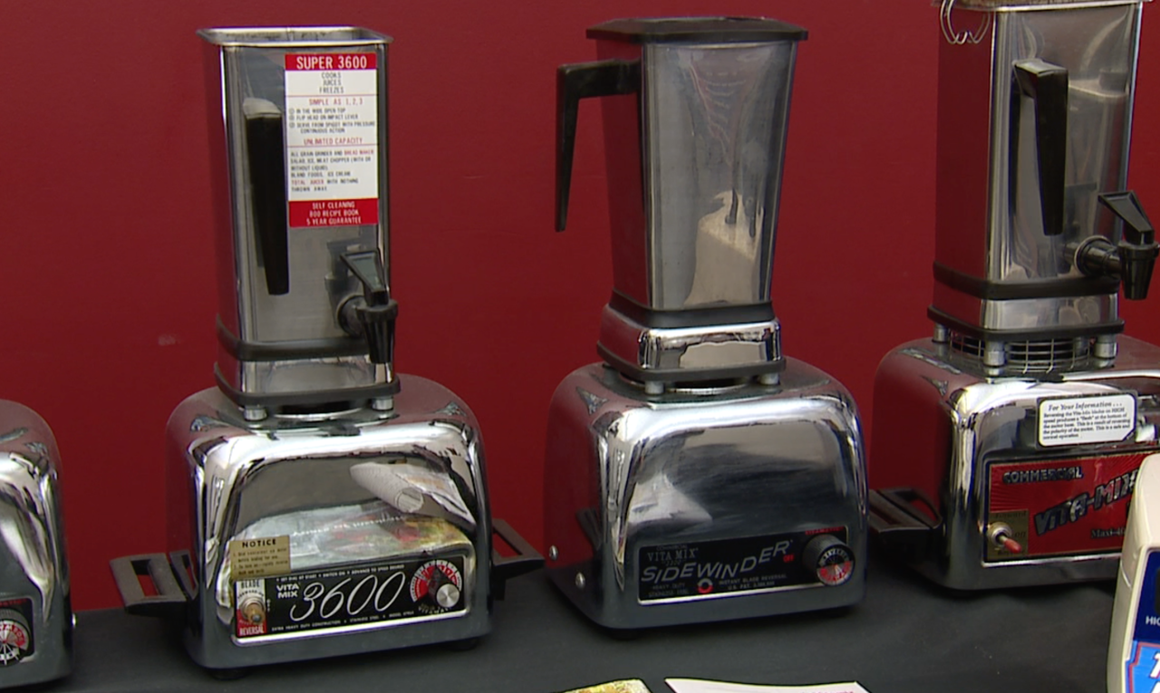 Buckeye Built: Vitamix spinning strong for nearly 100 years
