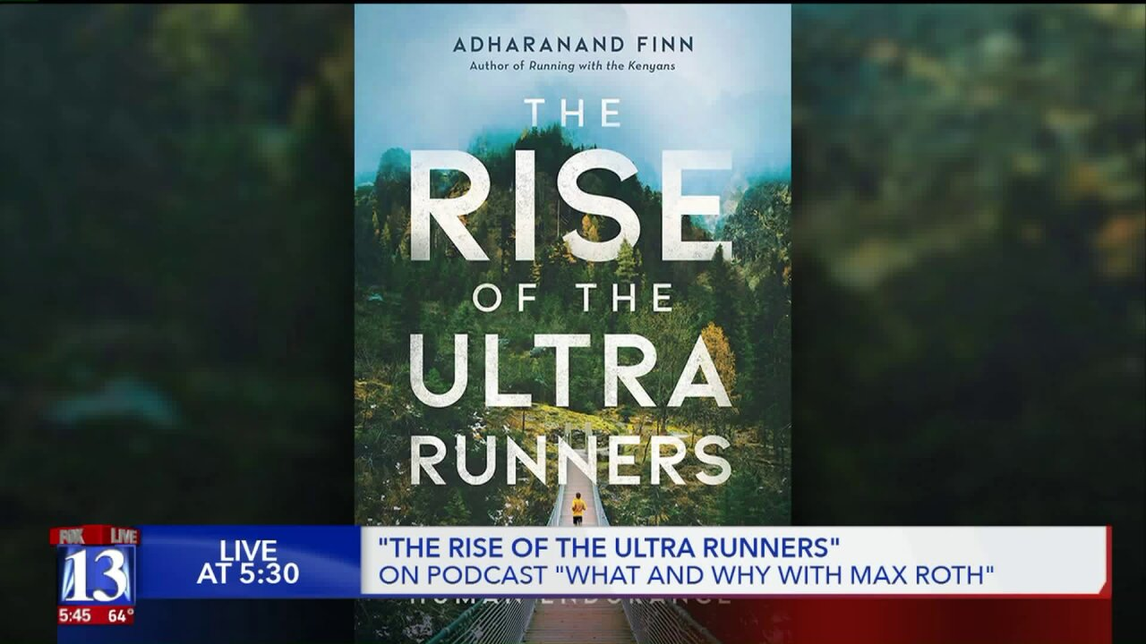 Ultra Runners: A Journey to the Edge of Human Endurance with Author Adharanand Finn