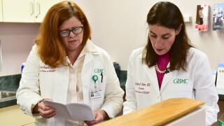 Day In The Life: Dr. Jennifer Heller