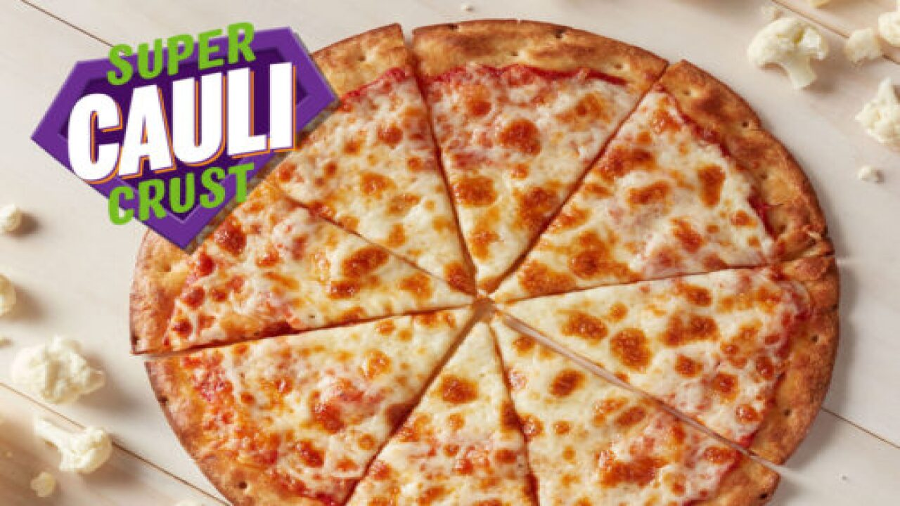 Chuck E. Cheese Now Has Cauliflower Pizza To Help Kids Eat Their Veggies