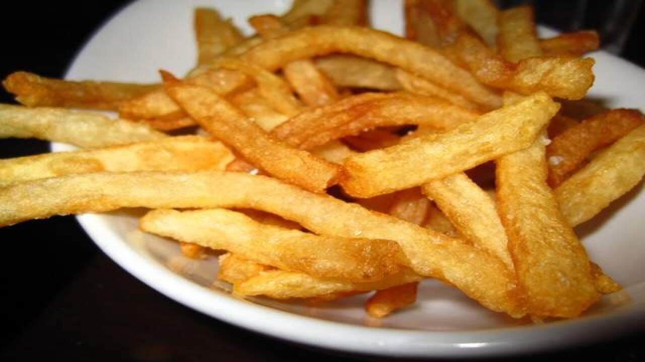 Eating fried potatoes doubles your risk of early death, study says