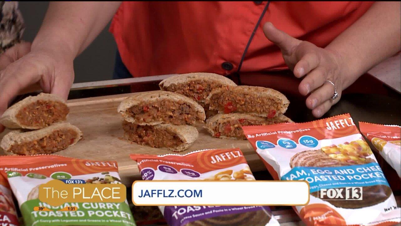Sloppy Joe sandwiches made easy withJafflz