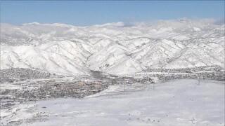 Snowy mountains_April 20 2021