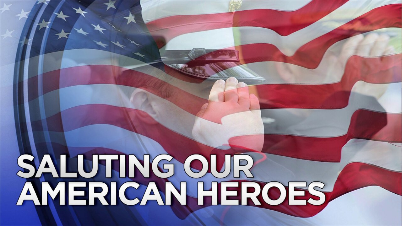 News 3 honors our military with 'Saluting Our AmericanHeroes'