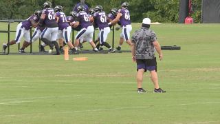 Ravens Offensive Line