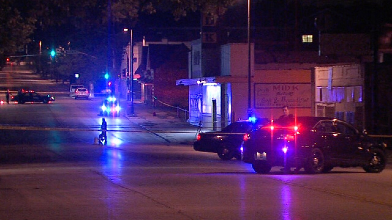 Man dead in shooting near 35th and Prospect