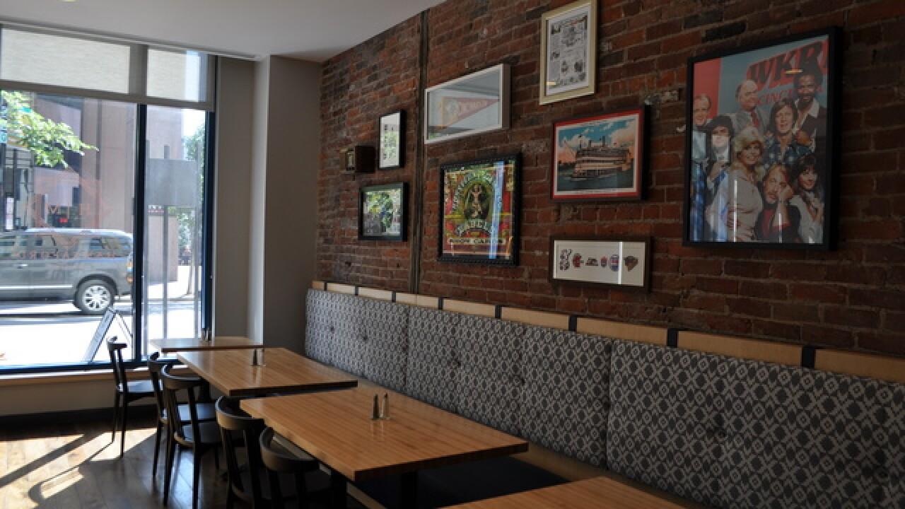 Cincinnatian Hotel adds 2 new restaurants