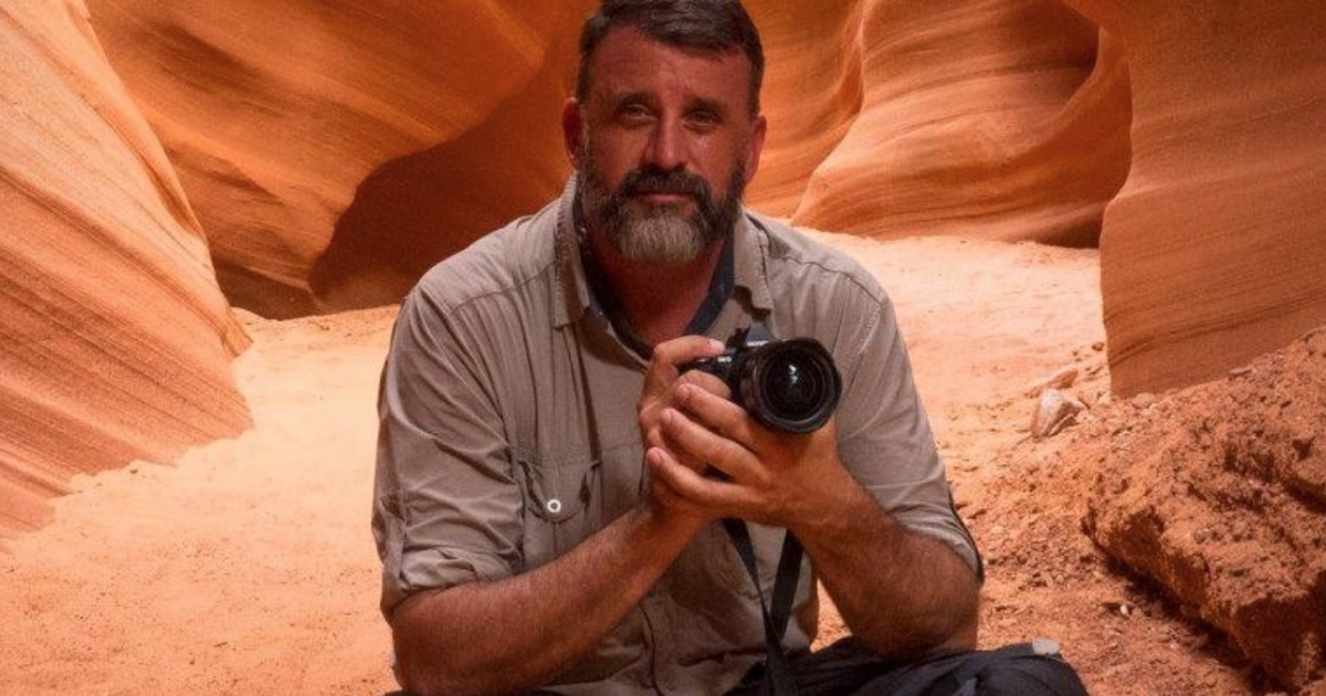Virginia veteran shoots pictures to save National Parks: 'I'm still serving'