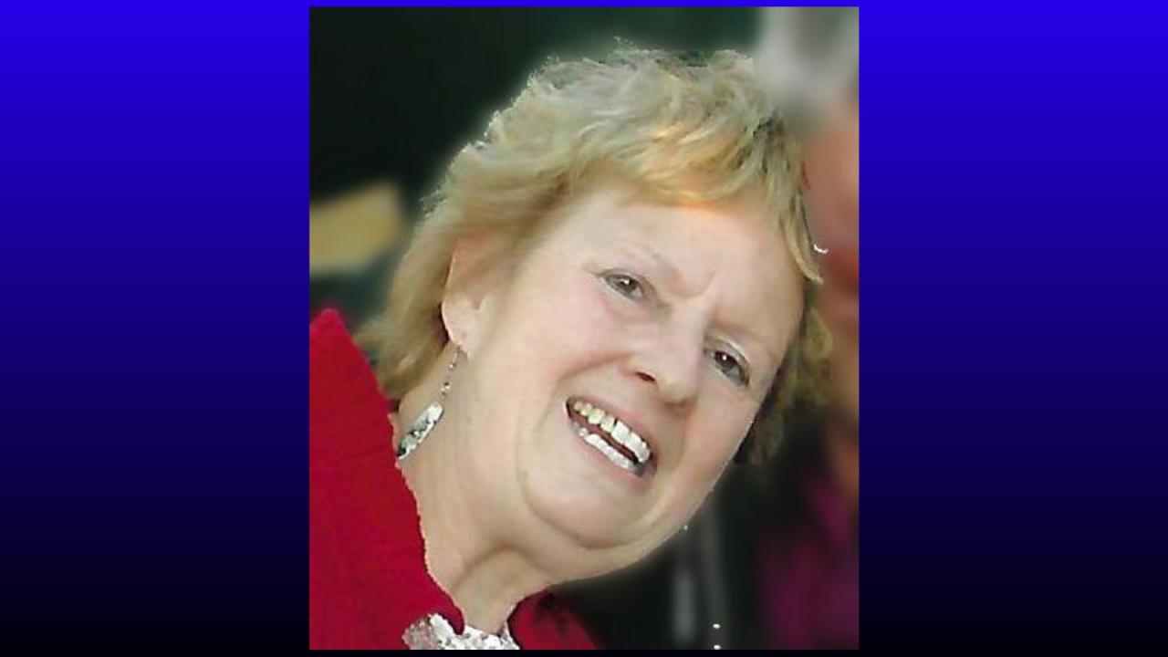 """Patricia """"Pat"""" June Andersen"""