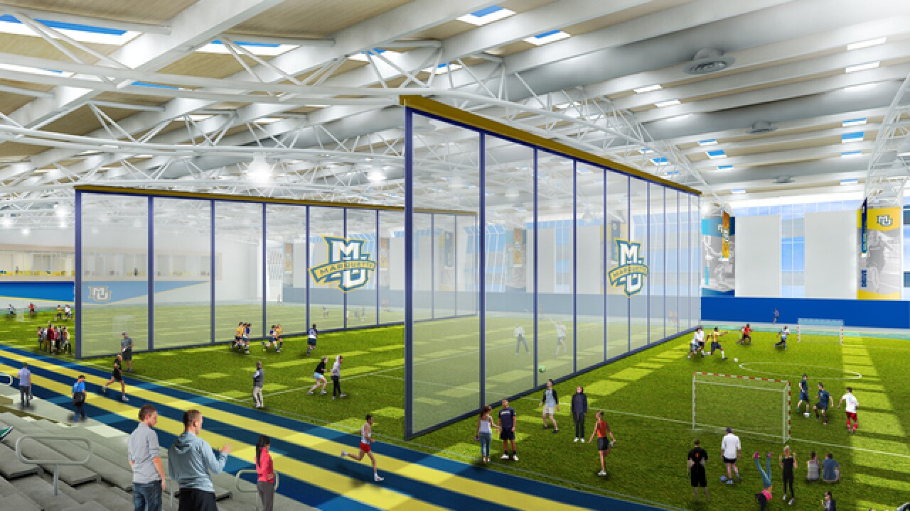 MU, Aurora to build athletic research center