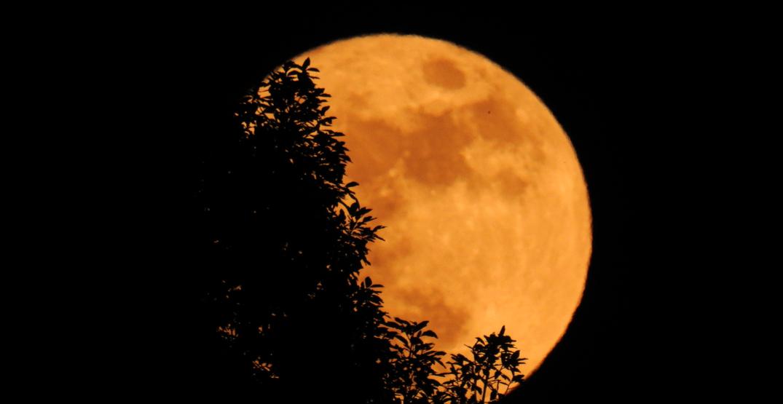 Full Hunter's Moon Photo Source: astronomy.com