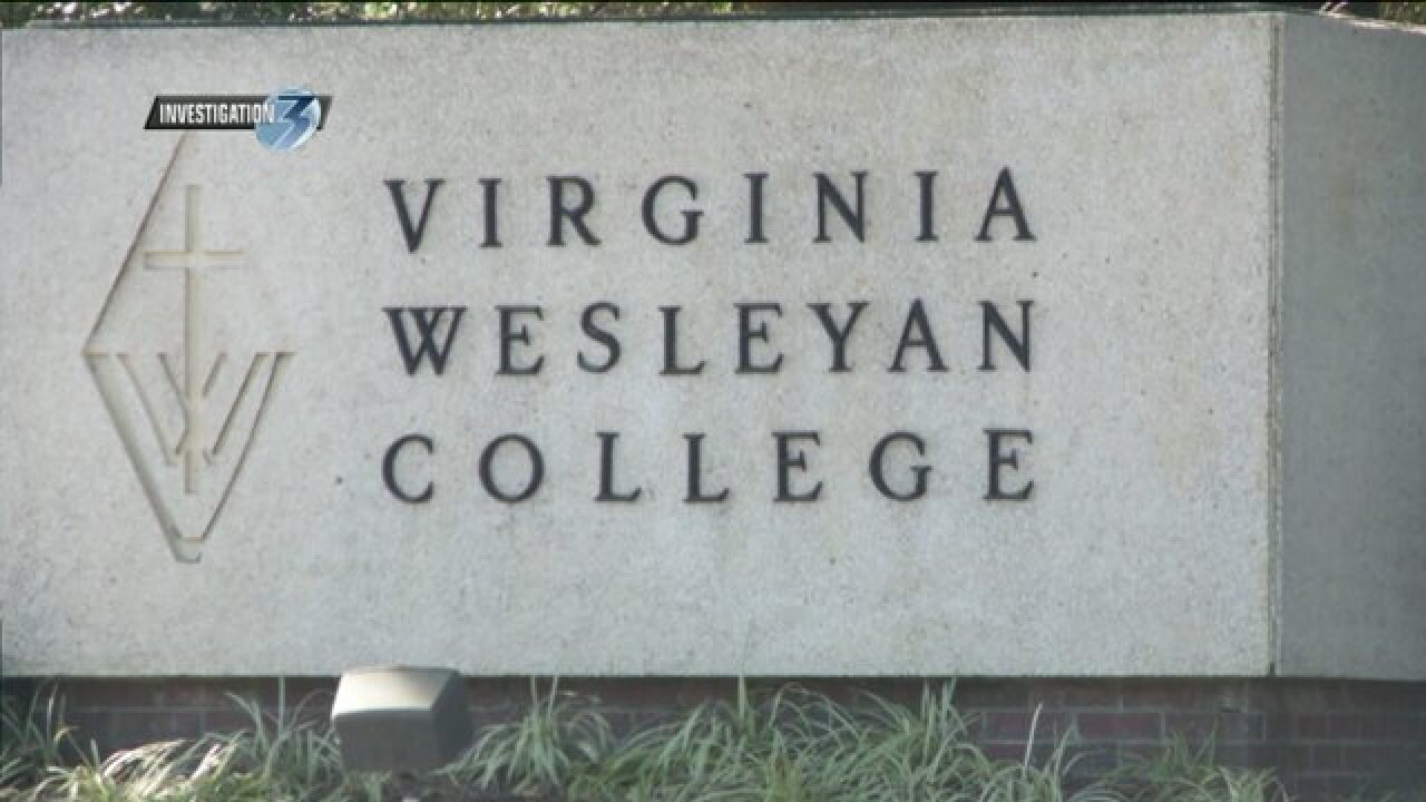 "Virginia Wesleyan College responds to rape lawsuit: The plaintiff ""exercised poor judgment"""