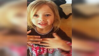 WATCH: 'Oops, I let the cow in' video of little girl goes viral