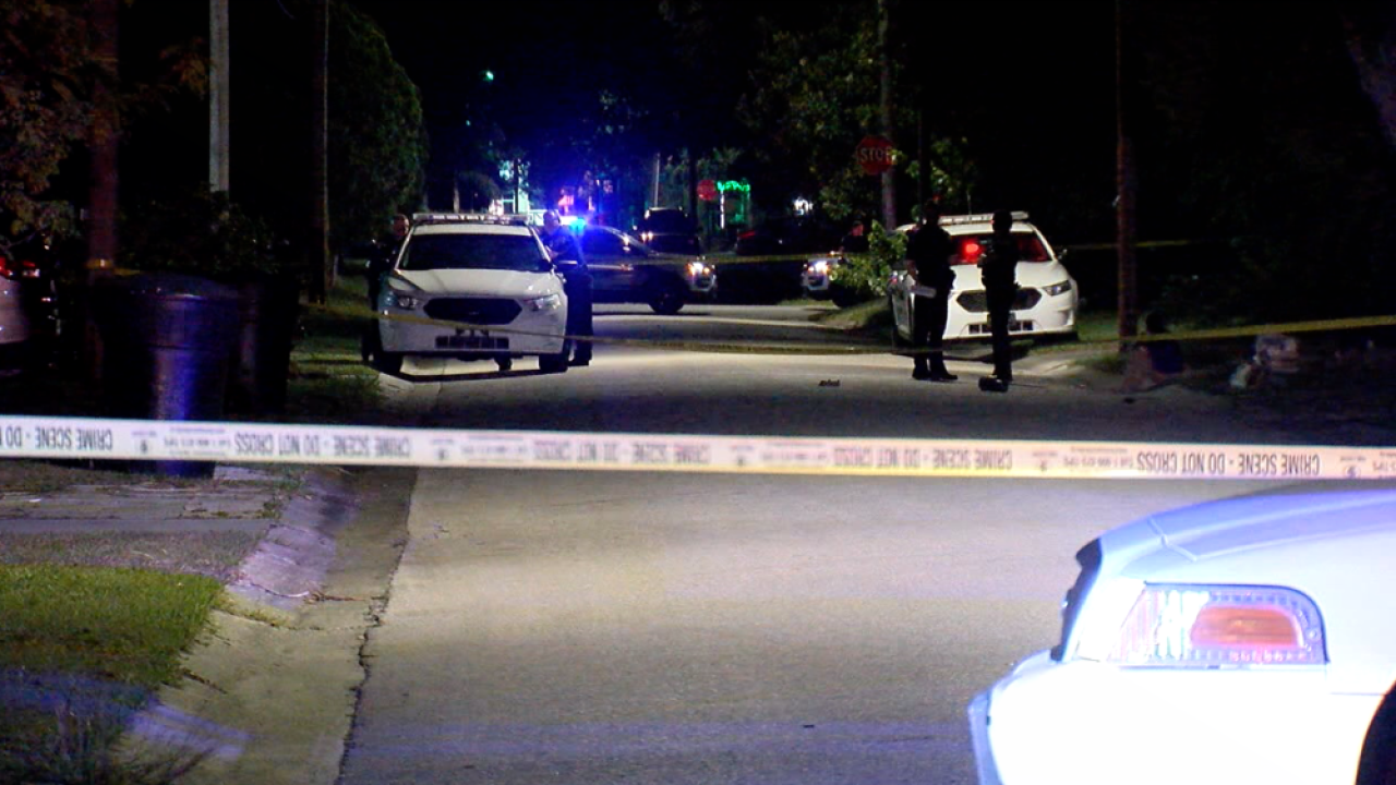 St. Pete home invasion shooting