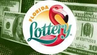Florida Lottery Front page