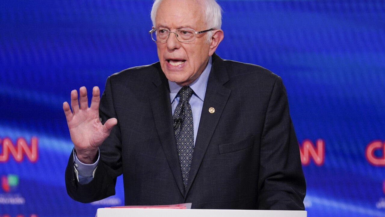 Sanders ending campaign, clearing way for Biden to clench Democratic nomination