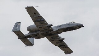 Air Force tests A-10 alternatives