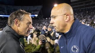 Michigan State hopes to knock off Penn State yet again