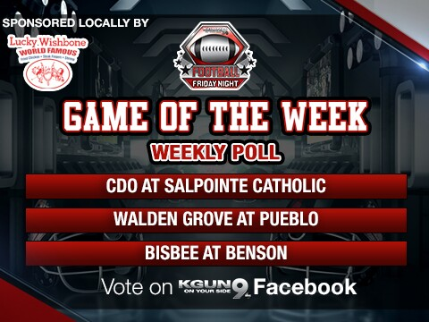 Football Friday Night Poll