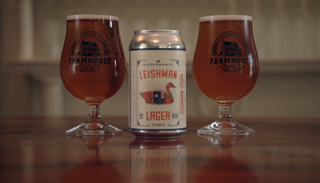 Photos: Pro golfer Marc Leishman and family host Leishman Lager launch party in VirginiaBeach