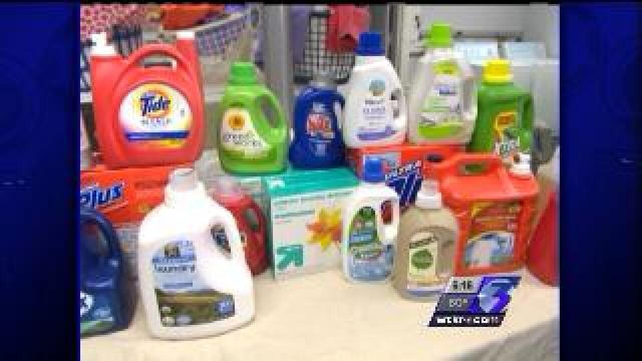 Don't Waste Your Money: Pre-measured laundry detergent packs