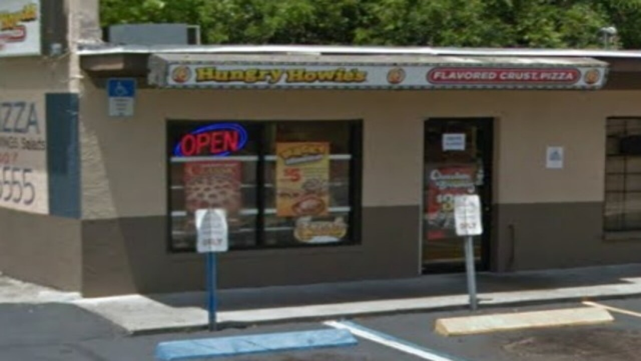 Dirty Dining: Hungry Howie's had 100+ roaches