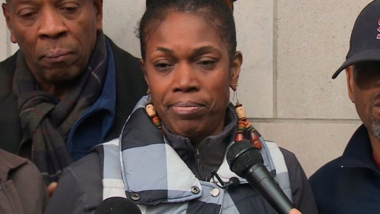 Ferguson activist believes her son was killed. Police say it was suicide