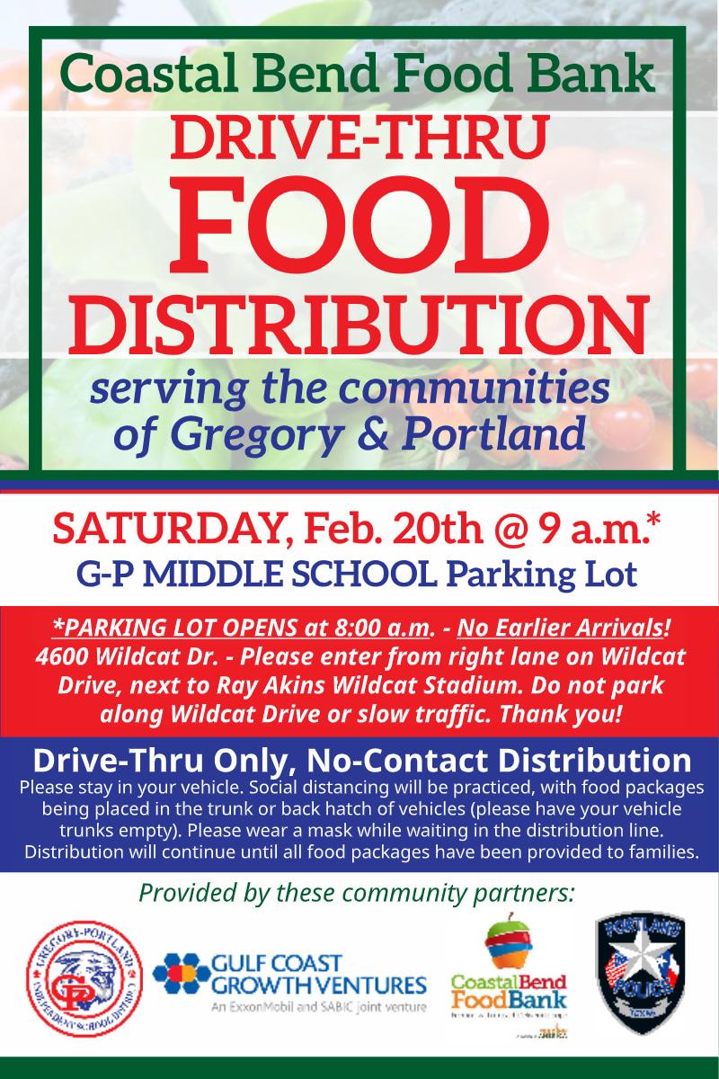 GP food drive