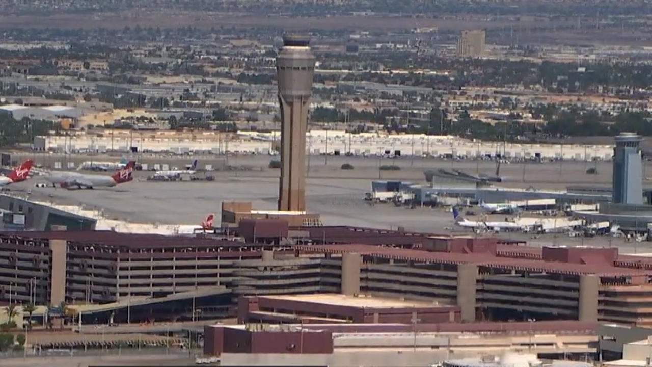 Las Vegas leader calls for renaming of local airport, citing namesake's racist legacy