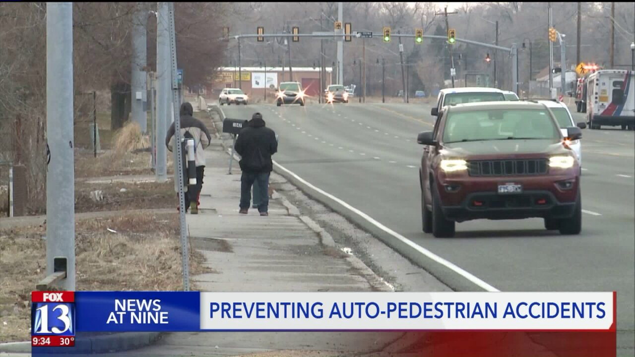 South Salt Lake councilwoman suggests lowering speed limit, installing crosswalk on accident-proneroad