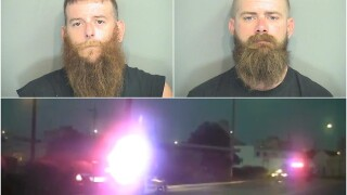 Police: Motorcyclist killed in crash fleeing from traffic stop, 2 others arrested