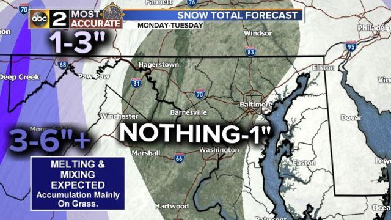 NOR'EASTER NEARBY