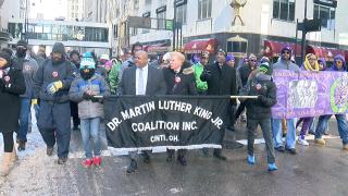 44th annual MLK March