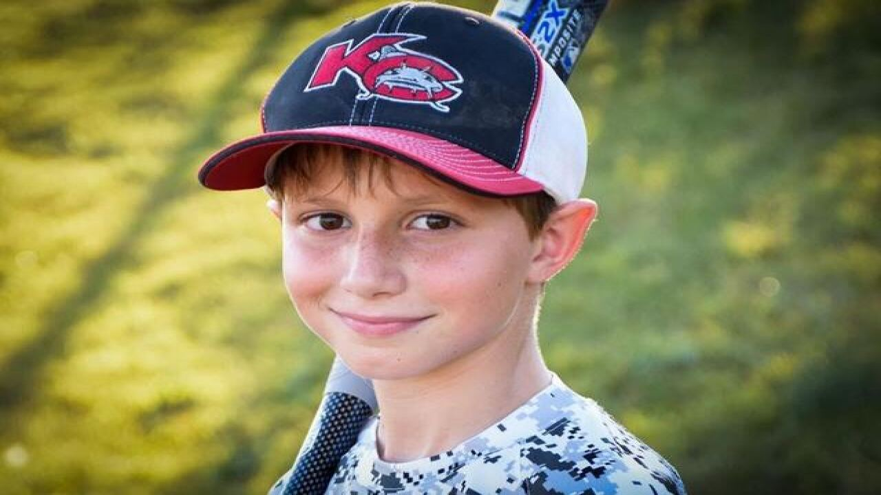 Boy killed on water slide was decapitated, police say