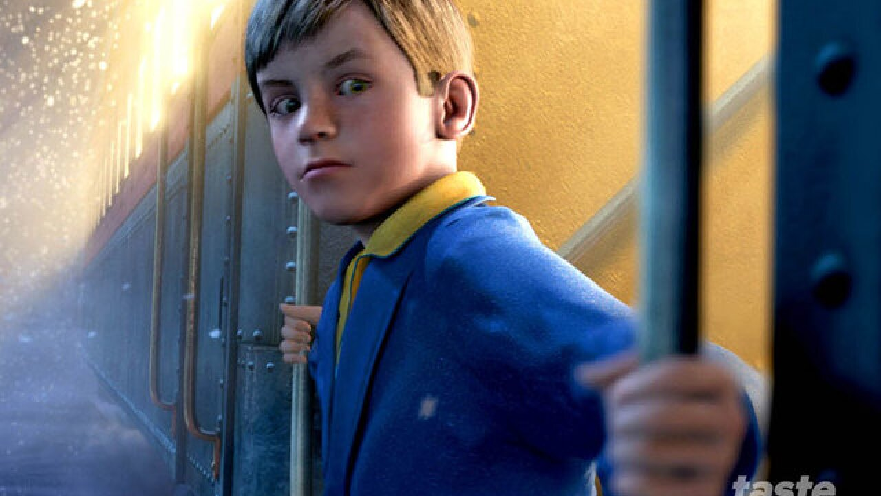 The Polar Express returns to the big screen