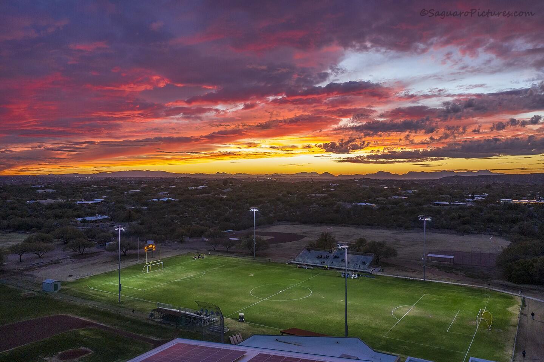Greg McCown Tucson Sunset JAN 10.JPG