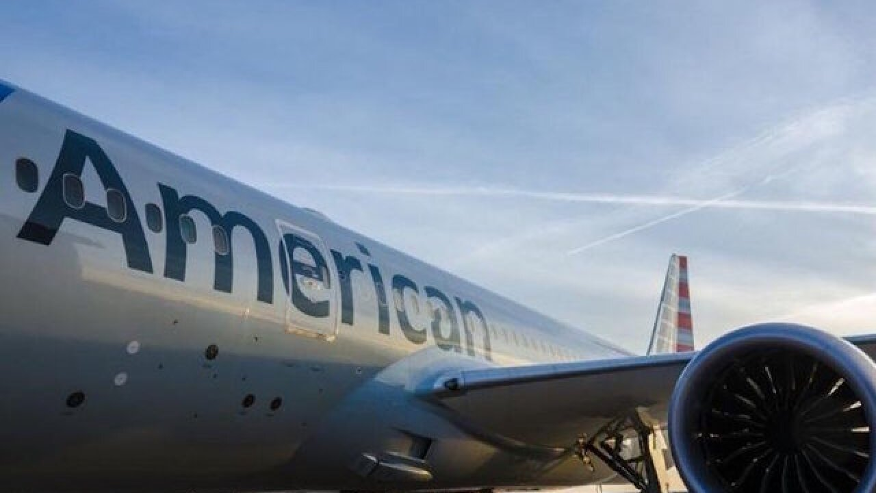 American Airlines to allow nut allergy sufferers early boarding
