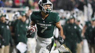 Michigan State WR Cody White says he's entering NFL Draft