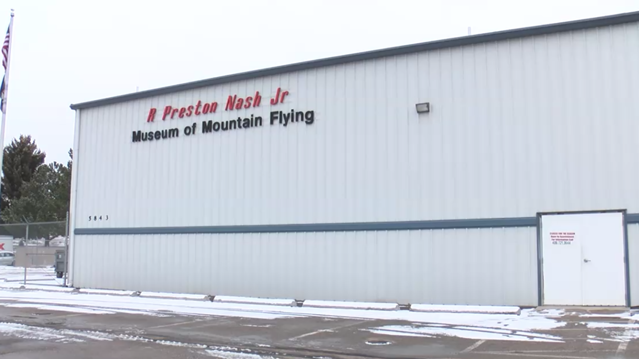 Museum of Mountain Flying